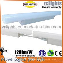 Tubo del LED T5 Venta directa de la fábrica 3000k 20W 1500m m