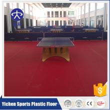 YICHEN PVC fábrica de piso de rolo