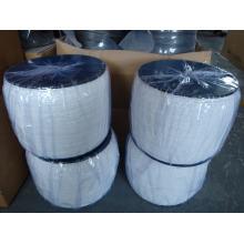 Чистая PTFE пряжа для плетения тефлоновых уплотнений Уплотнение прокладки