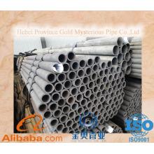 Tubo de acero sin soldadura AISI 4130