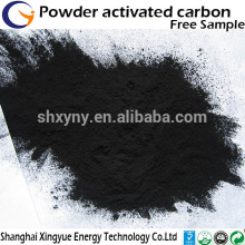 Sucre glucose raffinerie bois poudre charbon actif