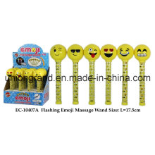 Flashing Emoji Massage Wand