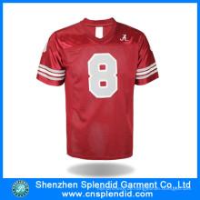 Fußball-Hemd-Maker-kundenspezifische Sport-Abnutzungs-Art- und Weisefußball Jersey
