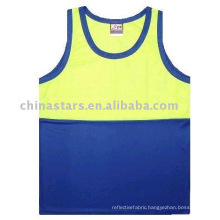 100%polyester fabric Sport Safety Vests