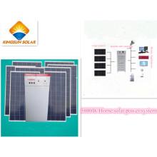 On Grid Sistema Solar Home Painel (KS-S 5000)