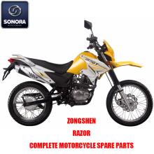 Zongshen RAZOR1 Complete motorbody kit Reserveonderdelen Originele reserveonderdelen