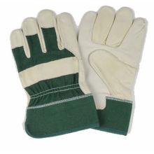 Kuh-Korn-Leder-Arbeitshandschuh, Sicherheits-Handschuh, CE-Handschuh