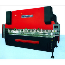 2-WC67Y/K the linkage of two hydraulic sheet metal bending machine