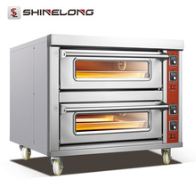 2017 Professional Heavy Duty Gas with the Instrument deck bread oven commercial baking oven