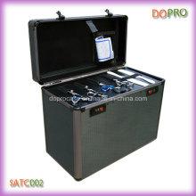 Alta capacidade de alumínio caixa de ferramentas salão de beleza (satc002)