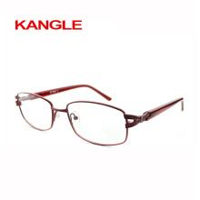 Wirtschaftliche Grundlinie Lady Metall optische Rahmen / Metall Brillen