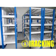 Estantería de almacenamiento mediano, estantería sin tornillos (3x)