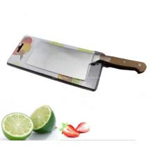 Holzhandgriff Küchenmesser (SE-3562)