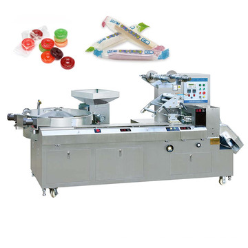 Automatic Small Candy Sweets Package Packaging Machine