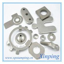 OEM tipos de metal estampado piezas de la máquina