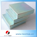 Permanent Natural N35 Block Ndfeb Magnet zum Verkauf