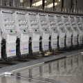 Máquina de bordar de alta velocidade multi-cabeças para venda