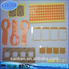 Gestanzte Handy elektronische Komponente 3M Aufkleber