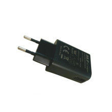 EU Plug USB CHARGER 5V / 2.4A Travel Adapter