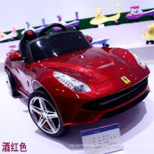 2016 nuevo coche del juguete del coche eléctrico del cabrito de la manera