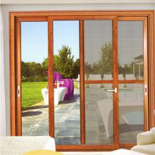 Aluminum Lift Sliding Door with Security Screen