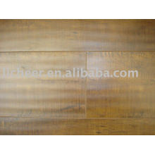 Strand Woven Natural Heavy Handscraped/laminate outdoor patio flooring