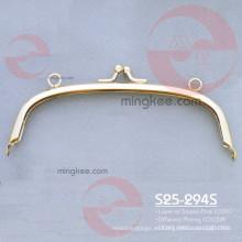 Usar con el marco del embrague de cadena de hombro de metal para bolso de noche