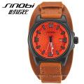 2015 часы мужчины роскошный бренд SINOBI, западные часы купить оптом из Китая