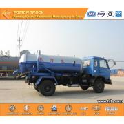 Dongfeng 4x2 10000L Vacuum sewage suction truck