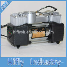 HF-5060 DC12V Car Air Compressor Portable Air Compressor Plastic Air Compressor (CE Certificate)