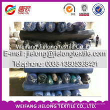 cor nova tela 100% sólida do estoque da sarja do algodão na weifang