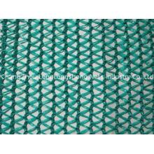 Plastic outdoor garden Sun Shade Net, HDPE green farming an