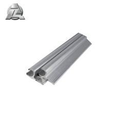 Durable mill finished aluminium profile for single rail tent keder