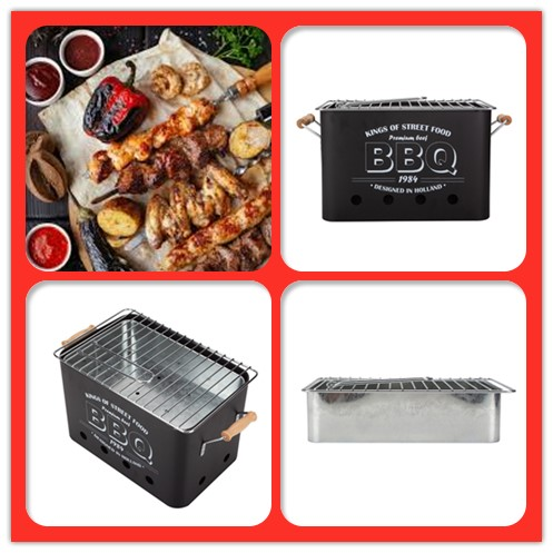 BBQ portable grill for beach