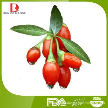 2015 new harvest Chinese high quality organic Chinese wolfberry/dried goji berries