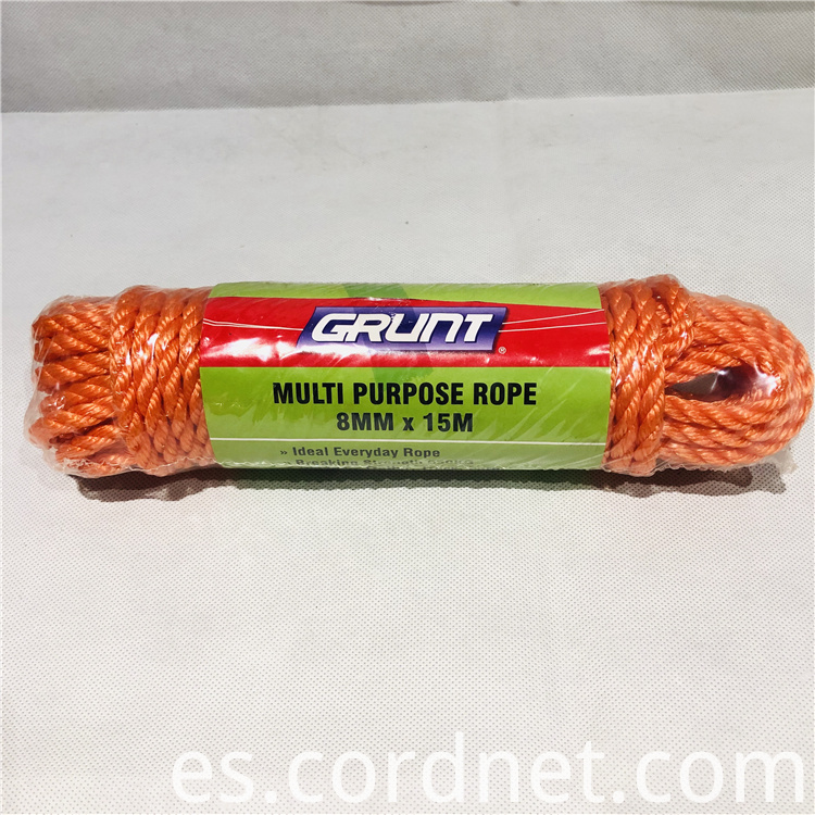 Orange Pp Rope 1
