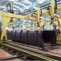dumper tipper automatic robot making machine/ dumper tipper robot automatic making machine