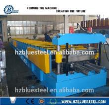Máquina de formação de rolo de plataforma de metal de alta velocidade
