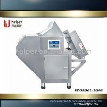 Machine de découpe de viande congelée