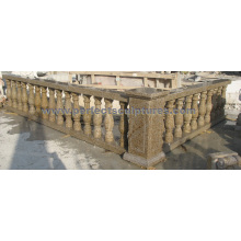Stone Marble Granite Balustrade with Baluster Railing (LG027)