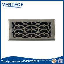 Rejilla de aire de piso AC para uso de ventilación