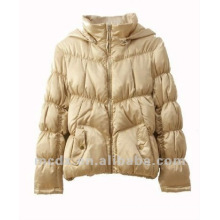 Fashion down jacket and coat for ladies