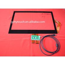 Multi-Touch Excelente qualidade 18,5 polegadas painel de tela sensível ao toque capacitiva
