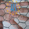 Malla de alambre de pollo hexagonal