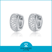 Charming 2011 Latest Silver Earring