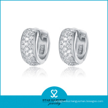 Fashion Factory Direct 925 Sterling Silver Earring (E-0111)