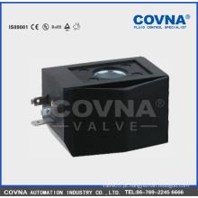 Bobina do solenóide do fio de cobre 24w 5400 bobina dos círculos 380V bobina da válvula solenóide da alta qualidade