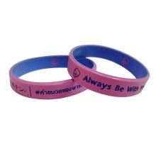 2021 Custom Logo Silicone Wristband,Rubber Wrist Bands