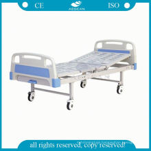 adjustable patient manual crank two function cheap medical clinic bed