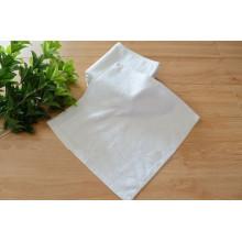 32S / 2 alta qualidade 100 anel fiado algodão branco toalha de rosto